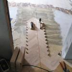 Reparatur eines Parkettbodens - Parkett Schäfer - Ihr Parkettspezialist in Sohland an der Spree